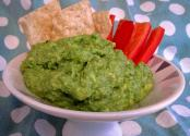 Sweet Pea Guacamole