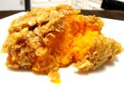 Homemade Sweet Potatoes And Oatmeal Crust