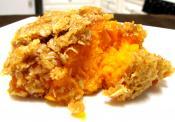 Homemade Sweet Potatoes And Oatmeal Crust