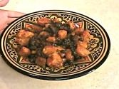 Thanksgiving Recipe - Moroccan Salad Of Sweet Potatoes And Raisins