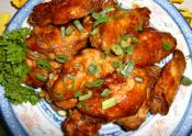 Chinese Swiss Sauce Chicken Wings