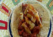 Tacos Al Pastor - Pork And Pineapple Tacos 