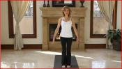 Tadasana (mountain Pose) With Yoga Expert Holly Mosier