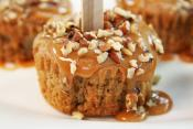 Taffy Apple Cupcakes