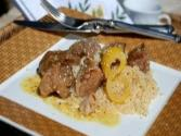 Tajine De Veau Au Citron Frais