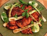 Tandoori Chicken With Fresh Spices