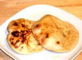 Indian Tandoori Rotis