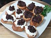 Kalamata Olive Tapenade  - How To Make A Simple Appetizer! A Taste Made April Cocktail Special!