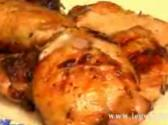 Citrus And Tequila Chicken