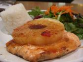 Teriyaki Halibut