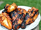 Grilled Honey Teriyaki Bbq Chicken