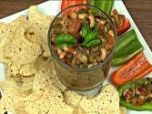 Texas Caviar - Black-eyed Pea Salsa - Lucky New Year