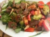 Thai Beef Salad With Healthy Salad Dressing
