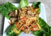 Classic Thai Mackerel Salad