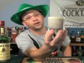 The Blended Leprechaun Cocktail