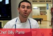 Live Cooking Demo With Chef Billy Parisi