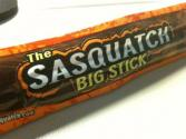 Greg Eats The Sasquatch Big Stick