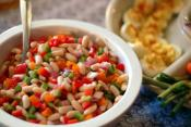 Three-bean Salad Bowl