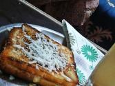 Veggie Toasted Sandwich