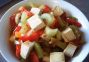 Low-carb Sweet And Sour Tofu