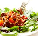 Chilled Beef And Tomato Salad