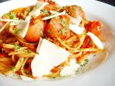 Linguine Pasta Recipe With Tomato