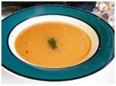 Tomato Soup Using Scalded Milk