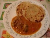 Toor Dal Mutton Curry