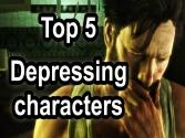 Top 5 - Most Depressing Game Characters Ever