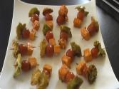 Tortellini Skewers / Summer Bbq Party