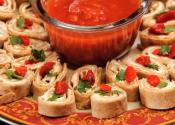 Tortilla Pinwheels