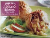 One Word Review - Trader Joe's Apple Blossoms