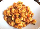 Tripe And Chick Peas