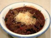 Trippel Beer Infused Pulled Pork Chili