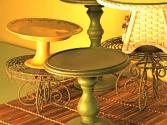 Trivia Tuesday - Cake Stands