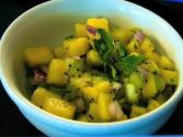 Best Fruit Now - Tropical Fruit Salsa