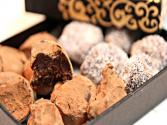 Dark Chocolate Truffles - Holidays Special
