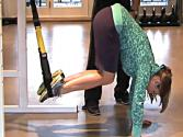 Fat Burning Ab Interval Trx Workout