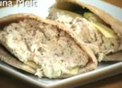 Tuna Melt With Cheese