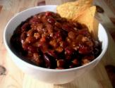 Short Cut Turkey Chili