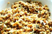 Turkey Stuffing Crust