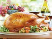 Wegmans Garlic &amp; Herb Rubbed Roasted Turkey