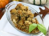 Homemade Sausage Turkey Dressing With Herbs For Thanksgiving Easy By Rockin Robin