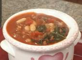 White Bean Soup Tuscan Style