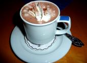 Two Hot Chocolates