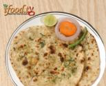 Delicious  World Of &quot; Parathas&quot; !!