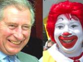 War Between Prince Charles And Mcdonald's