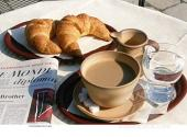French Breakfast Menu