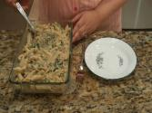 Aarsi's Ultimate Pasta With Spinach And Mushroom (part 1)