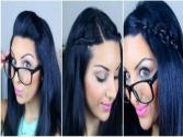 Under 1 Minute Back To School Hairstyles